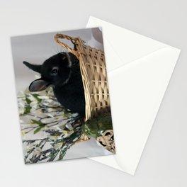 Bunny Basket Stationery Cards