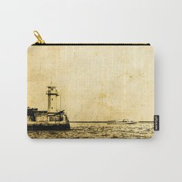 Old Lighthouse (vintage) Carry-All Pouch