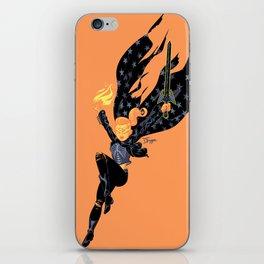 Emberwitch iPhone Skin
