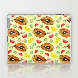 Milkfish Pattern Laptop & iPad Skin