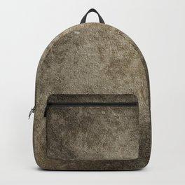 Old Vintage Grunge Grey Texture Distressed Backpack