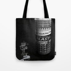 Exterminated Who Tote Bag
