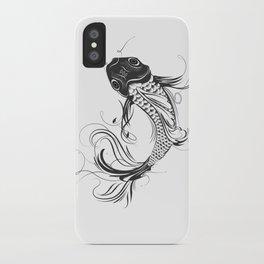 fanciful Koi iPhone Case