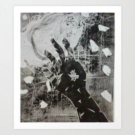fragile 2 Art Print