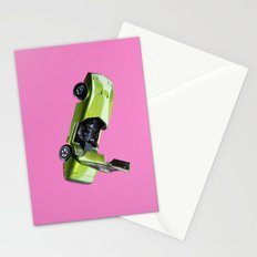 GREEN MATCHBOX Stationery Cards