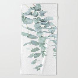 Eucalyptus II Beach Towel