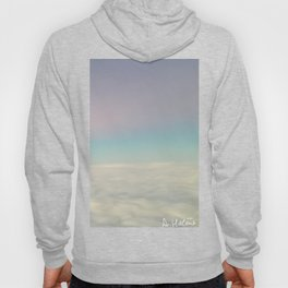 Over the clouds Hoody
