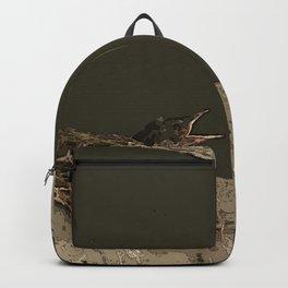 Baby Bird in Nest Backpack