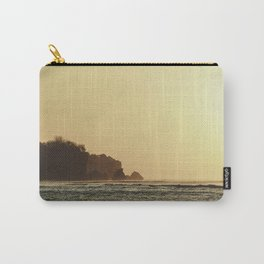 Sunset, cliffs and ocean Carry-All Pouch