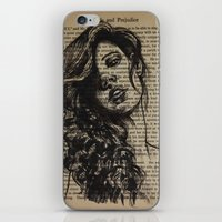 pride and prejudice iPhone & iPod Skins featuring Pride & Prejudice, Page 72 by Rebecca Loomis