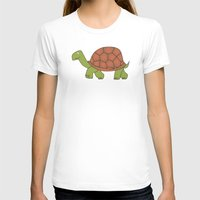 tortoise T-shirts featuring tortoise by siloto