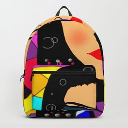 Cleopatra design Backpack