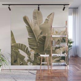 Modern Green Wall Mural