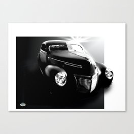 Chopped Canvas Print
