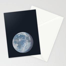 Moon Portrait 6 Stationery Cards