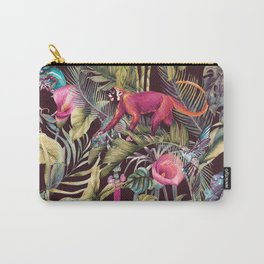 Fantasy in the nocturnal tropical jungle Carry-All Pouch