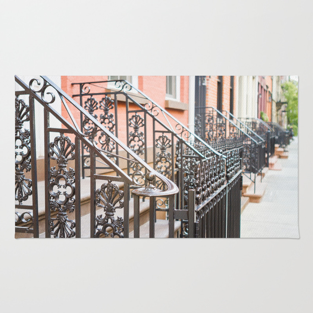 One Day In New York Rug by Inthisinstance RUG7802705