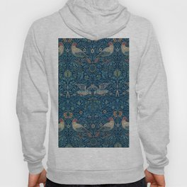 "William Morris ""Birds"" 1. Hoody"