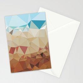 Beach 3 Stationery Cards