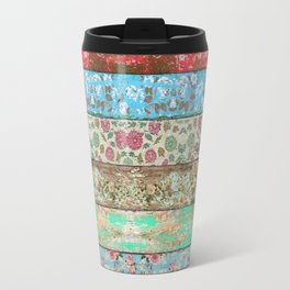 Rococo Style Travel Mug