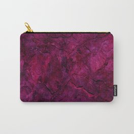 Purple Heavy Metal Carry-All Pouch