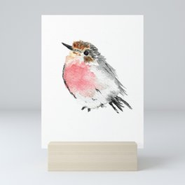 Tiny Bird Mini Art Print