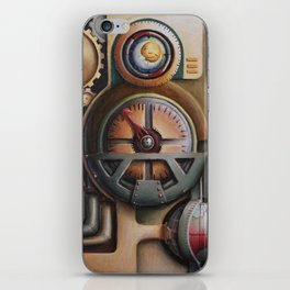 Dials iPhone Skin