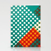 dots Stationery Cards featuring Dots by SensualPatterns