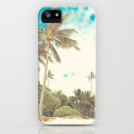 Trade Winds (Oahu Hawaii) iPhone Case