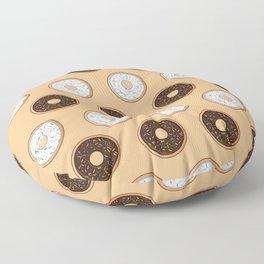 Donuts Resist Floor Pillow