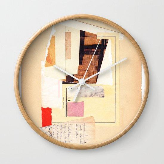 geometric exp #01 Wall Clock