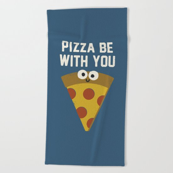 A Pieous Hope Beach Towel