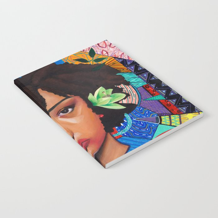 Patchwork of She Notebook