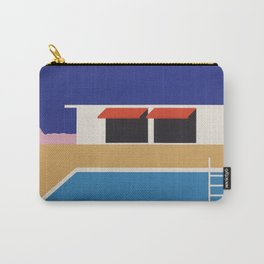 Palm Springs Pool House II Carry-All Pouch