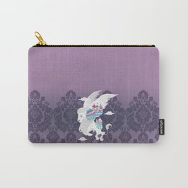 Flying Lion of Venice Carry-All Pouch