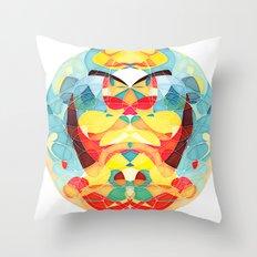 Mamousha Throw Pillow