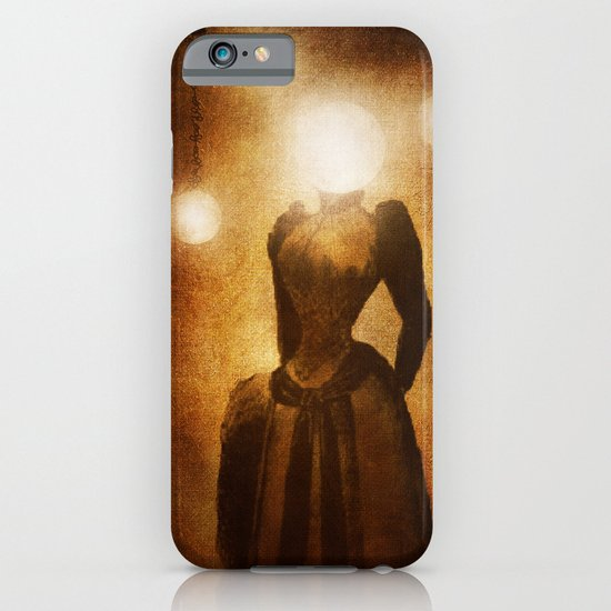 Lady of the Light iPhone & iPod Case