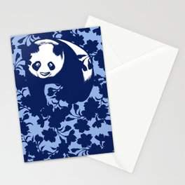Panda Bear Stationery Cards