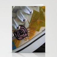 sneaker Stationery Cards featuring sneaker art by mindsplat