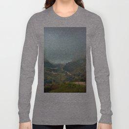 Peaks of Europe Long Sleeve T-shirt