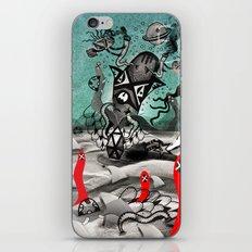 Saviour iPhone & iPod Skin