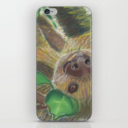 Suzie Sloth iPhone Skin