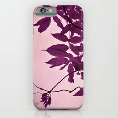 wisteria leaves iPhone 6s Slim Case