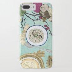 Mushroom Porridge  Slim Case iPhone 7 Plus