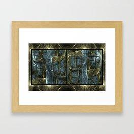 Andian Framed Art Print