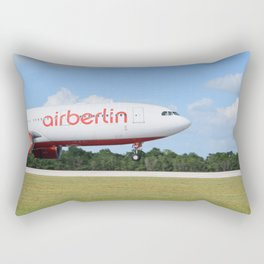 Air Berlin Rectangular Pillow