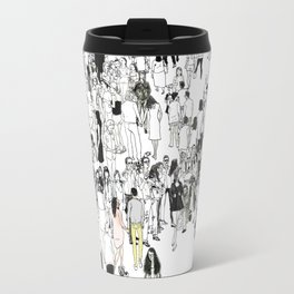 All We Have Is Now Travel Mug