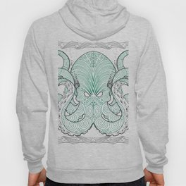 Ko te pou (The Octopus) Hoody