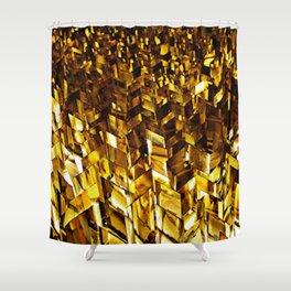 Eldorado: The City of Gold Shower Curtain