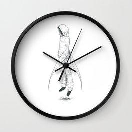 Levitate Wall Clock
